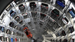 Emisi Mobil Lebih Baik, Pasar Otomotif Jerman Melonjak