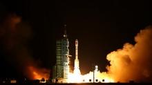 China Akhiri Masa Hidup Stasiun Antariksa Tiangong-2
