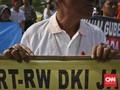 Honor RT/RW Naik, Djarot Minta Pelayanan Ditingkatkan
