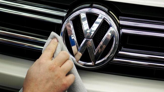 Bos Grup Volkswagen Minta Maaf Usai Ucap 'Slogan Nazi'