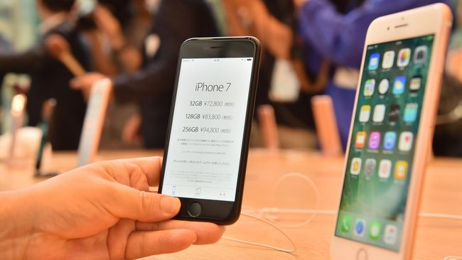 Steve Jobs Nyaris Boyong Tombol <i>Back</i> ke iPhone