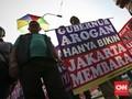 KPU Bicara Kemungkinan Pilkada DKI Dua Putaran