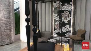 Seni Indonesia dalam Desain Hotel No 12