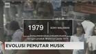 Perubahan Pemutar Musik dari Masa ke Masa