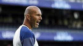 Madrid vs Atletico: Zidane Kerap Pecundangi Simeone