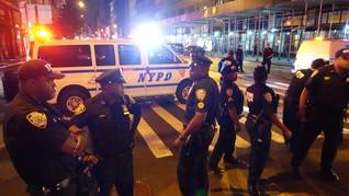 Bom Ditemukan Lagi di AS, Kali ini di New Jersey