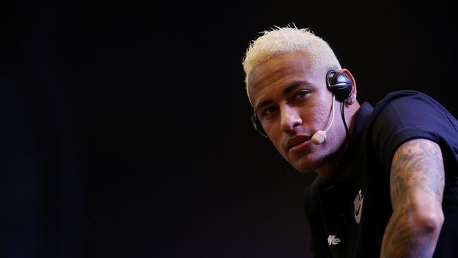 Webster Ruling, Menguji Jurus Terakhir Barcelona Gaet Neymar