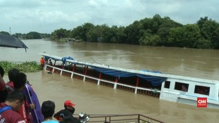 Pencarian Korban Kapal Tenggelam di Thailand Terus Dilakukan