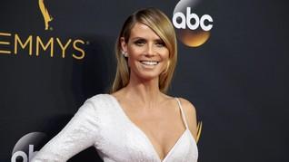 Terpaut 17 Tahun, Heidi Klum Resmi Dinikahi Tom Kaulitz