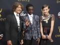 Bintang Eleven 'Stranger Things' Ternyata Tuli Sebelah