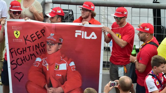 Keluarga Michael Schumacher Menggugat Majalah Jerman