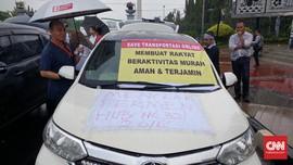 Aturan Taksi Online Terbaru untuk Pangkas Diskon Tarif