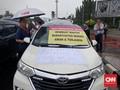 Menhub Beri Tenggat Tiga Bulan untuk Taksi Online