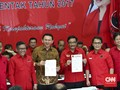 Ahok Klaim Sudah Jalani Isi Kontrak Politik PDIP