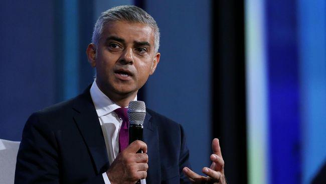 Sadiq Khan: Teror London Serangan Terhadap Nilai Bersama