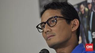 Sandi Soal Dukungan Jadi Ketum Gerindra: Dinamika Itu Ada