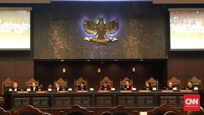 MK Tolak Gugatan Keabsahan UU Pembentukan Papua