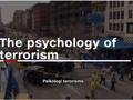 Psikologi Terorisme, Bumerang Strategi Perang