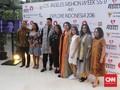 Lenggok Perdana Indonesia di Los Angeles Fashion Week