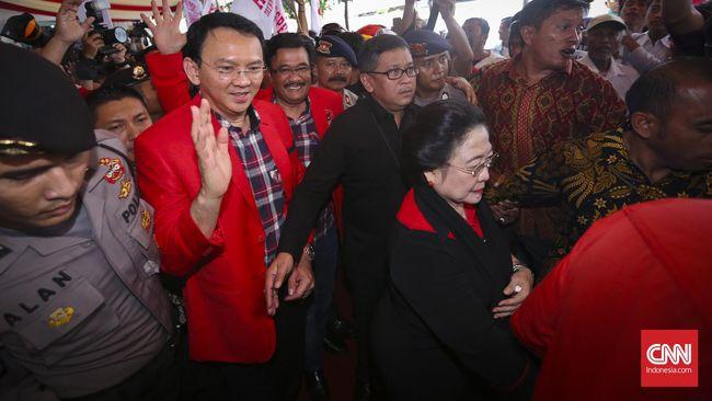 Ahok Undur Diri Bicara Politik Pilkada Jakarta