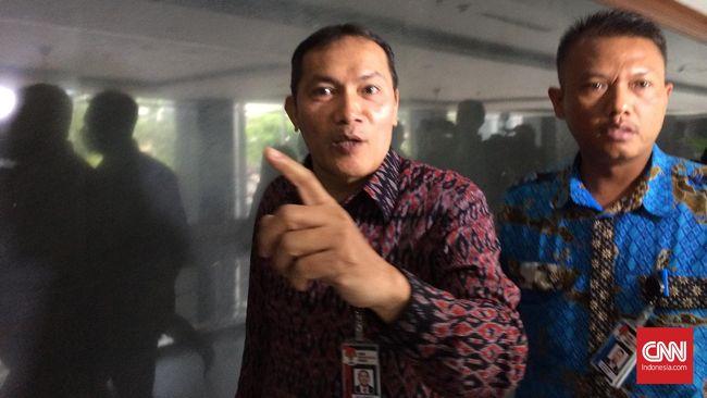 Kronologi Pelarian Eddy Sindoro hingga Serahkan Diri ke KPK