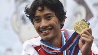 Balap Sepeda Tambah Emas Indonesia di SEA Games 2019