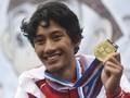 Tidak Dibebankan Target, Aiman Raih Emas SEA Games 2019
