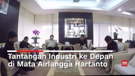 Tantangan Industri ke Depan di Mata Airlangga Hartanto