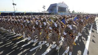 Iran Ancam Binasakan Kapal Perang AS dengan 'Senjata Rahasia'