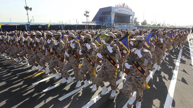 Konflik AS-Iran, Ancaman Petaka dari Timur Tengah