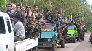 RI Dilaporkan Patroli dengan Eks Pemberontak Filipina