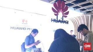 Akun Twitter Huawei Brasil Diretas
