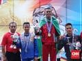 Medali Emas 800 Meter PON Diraih Anggota Kopassus