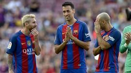 Man United vs Barcelona, Keajaiban Messi Dianggap Biasa