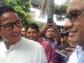 KPUD Jakarta Terima Berkas Pendaftaran Anies-Sandi