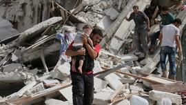Rusia dan Suriah Jadikan Kelaparan Sebagai Senjata di Aleppo