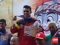 Yaspi Boby Kembali Raih Medali Emas