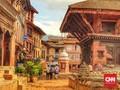 'Sentuhan Ajaib' yang Mengubah Puing Gempa Nepal Jadi Cantik