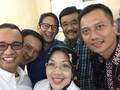 Suara Kelas Menengah Menyebar Merata ke Tiga Cagub Jakarta