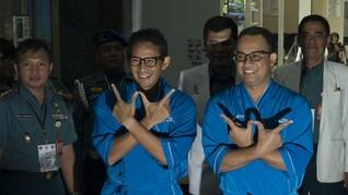 Isyarat Cemburu Jokowi, Meredam Anies dan Mengangkat Sandiaga