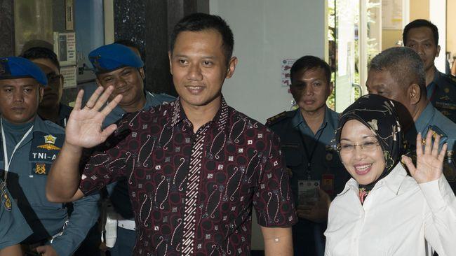 Agus Yudhoyono Hargai Perbedaan Sikap Ruhut-Hayono