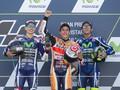 Marquez Enggan Kembali Terlibat Konflik Rossi-Lorenzo