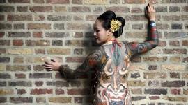 Perayaan Seni Merajah Tubuh di London