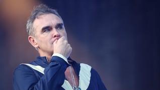 Morrissey Bantah Diserang Fan Kala Manggung