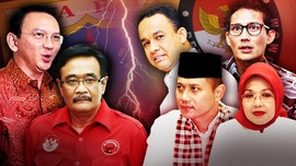 Menyaksikan Juara Bertahan Melawan Underdog di Pilkada DKI