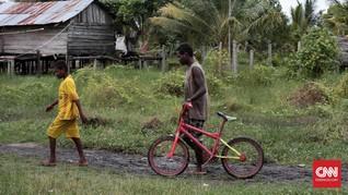 Bappenas Berani Sentil Kementerian yang Malas Bangun Papua