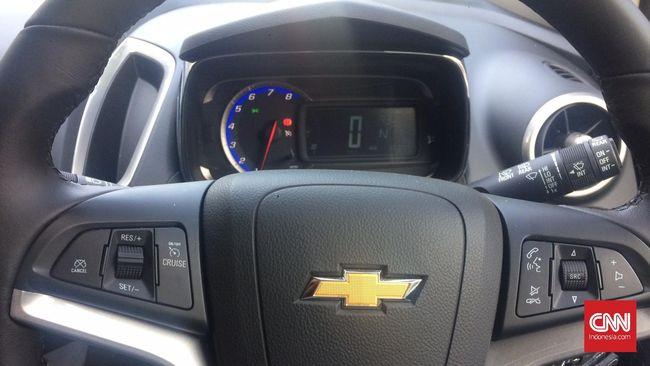 Gaikindo Sudah 'Prediksi' Chevrolet Akan Pamit dari Indonesia