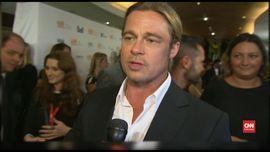 Kabar Kematian Brad Pitt Berujung Penipuan
