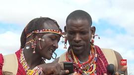 Suku Masai di Kenya Ubah Tradisi Berburu Jadi Pelindung Singa