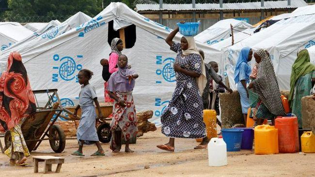 Korban Boko Haram Terpaksa Jual Diri Demi Makanan